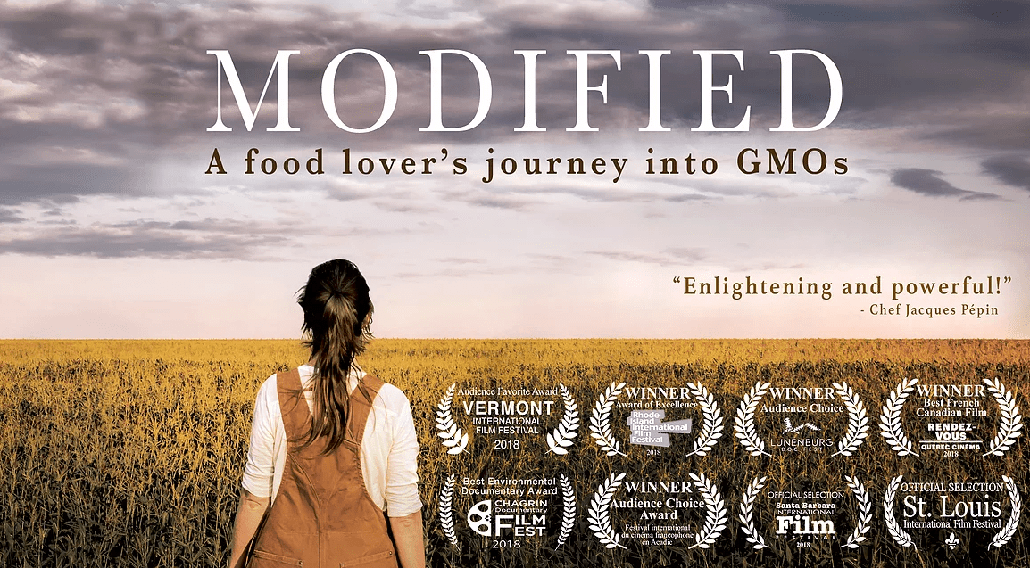 April 14th – Modified: A Food Lover's Journey into GMOs